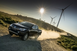 Mitsubishi L200 - Brazil all uses excluding above the line