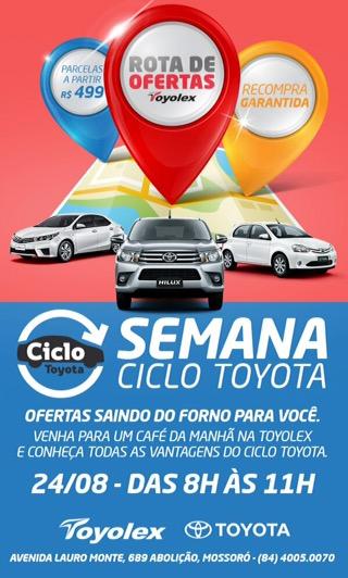 Toyolex realiza palestra sobre Ciclo Toyota com café da manhã em Mossoró