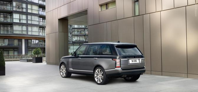 Conheça o luxuoso Range Rover SVAutobiography (Vídeo Motores & AÇÃO)